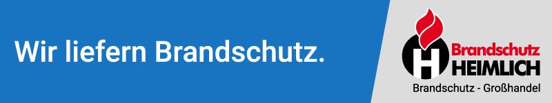 Wir liefern Brandschutz. Brandschutz Heimlich GmbH